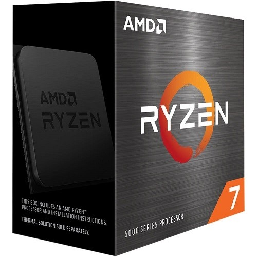 AMD Ryzen 7 5800X R7-5800X 8核 3.8GHz AM4 無風扇 中央處理器 CPU 處理器