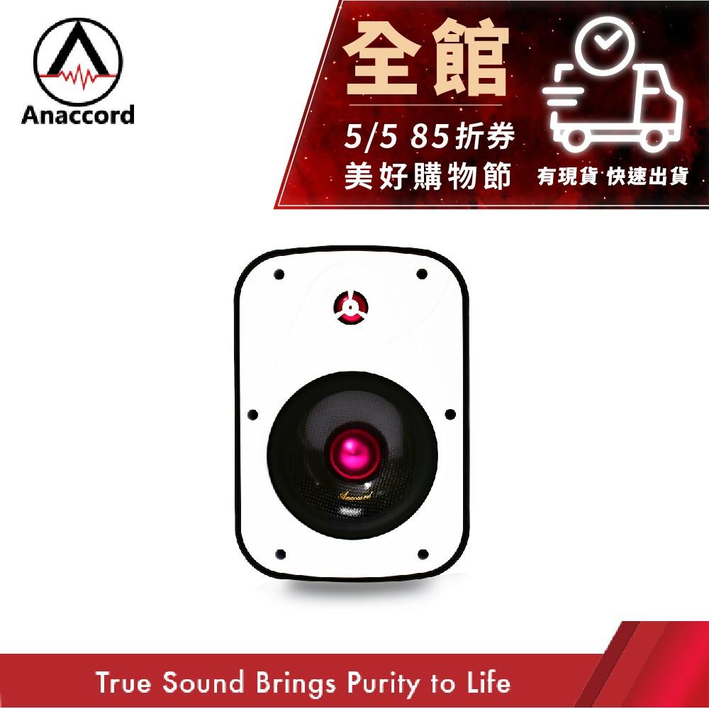 Anaccord 雅那歌音響 6吋RUBY 壁掛式音響 IPX66防水系列 重低音音響喇叭 (DC-01-B6)