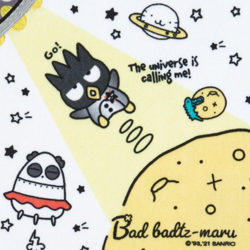 酷企鵝 太空系列 生日限定 純棉小方巾 G34 小毛巾 擦手巾 手帕 口水巾 真愛日本