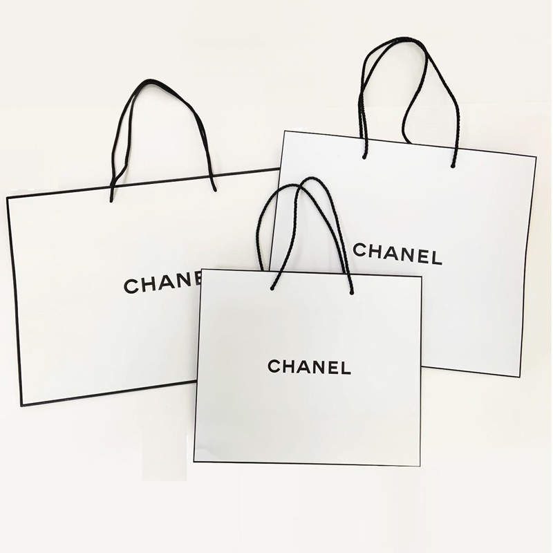 CHANEL香奈兒 紙袋/提袋 1入 小婷子美妝