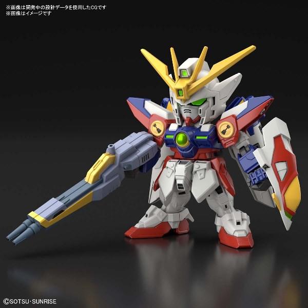 【預購 7月】BANDAI 組裝模型 SD鋼彈 EX-STANDARD 飛翼鋼彈零式