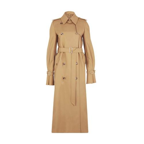 Larix trench coat