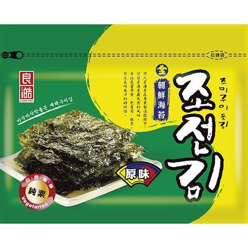 良澔 金朝鮮海苔-精選原味(36g/包) [大買家]