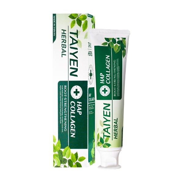 台鹽 原草本固根護理牙膏(120g/條)