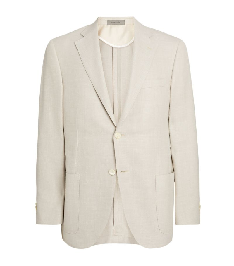 Corneliani Wool-Silk Blazer