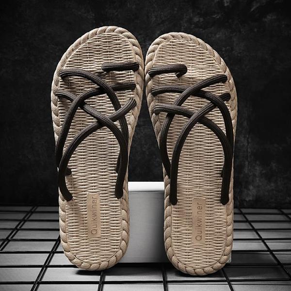 男士涼鞋防滑沙灘鞋