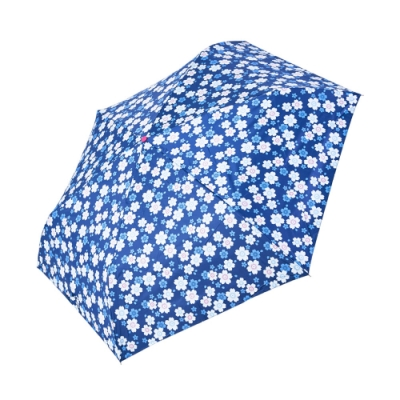 RAINSTORY -8°降溫凍齡手開輕細口紅傘(花漾時光)