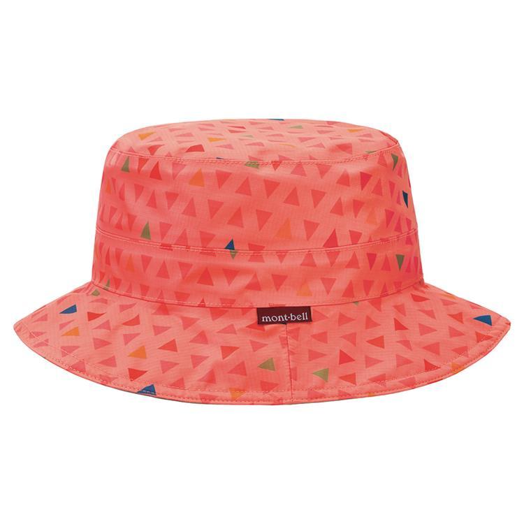 Mont-Bell GORE-TEX Print Hat 女款印花防水漁夫帽 1128586 CARNA 馨粉