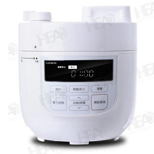 富力森 2L微電腦壓力萬用鍋 FU-P215【愛買】