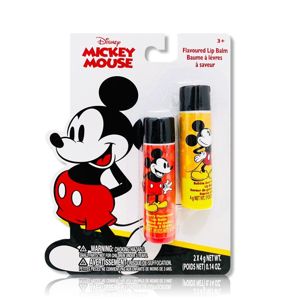 Disney Mickey/ Minnie護唇膏2入*4g
