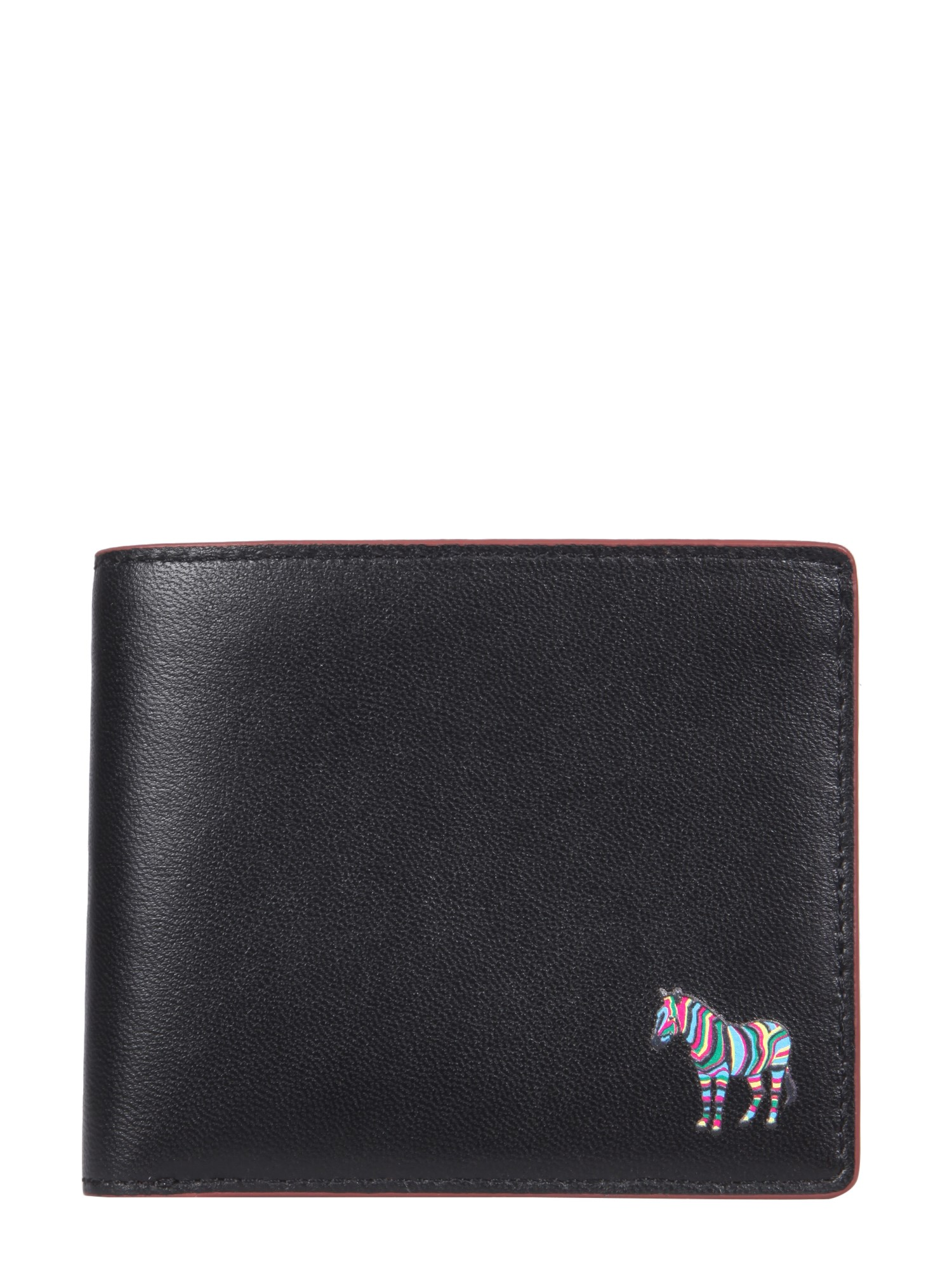 ps by paul smith leather bifold wallet