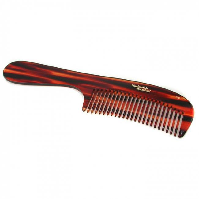 MasonPearson 梅森皮尔森 Comb树脂平齿专业美发梳 C2