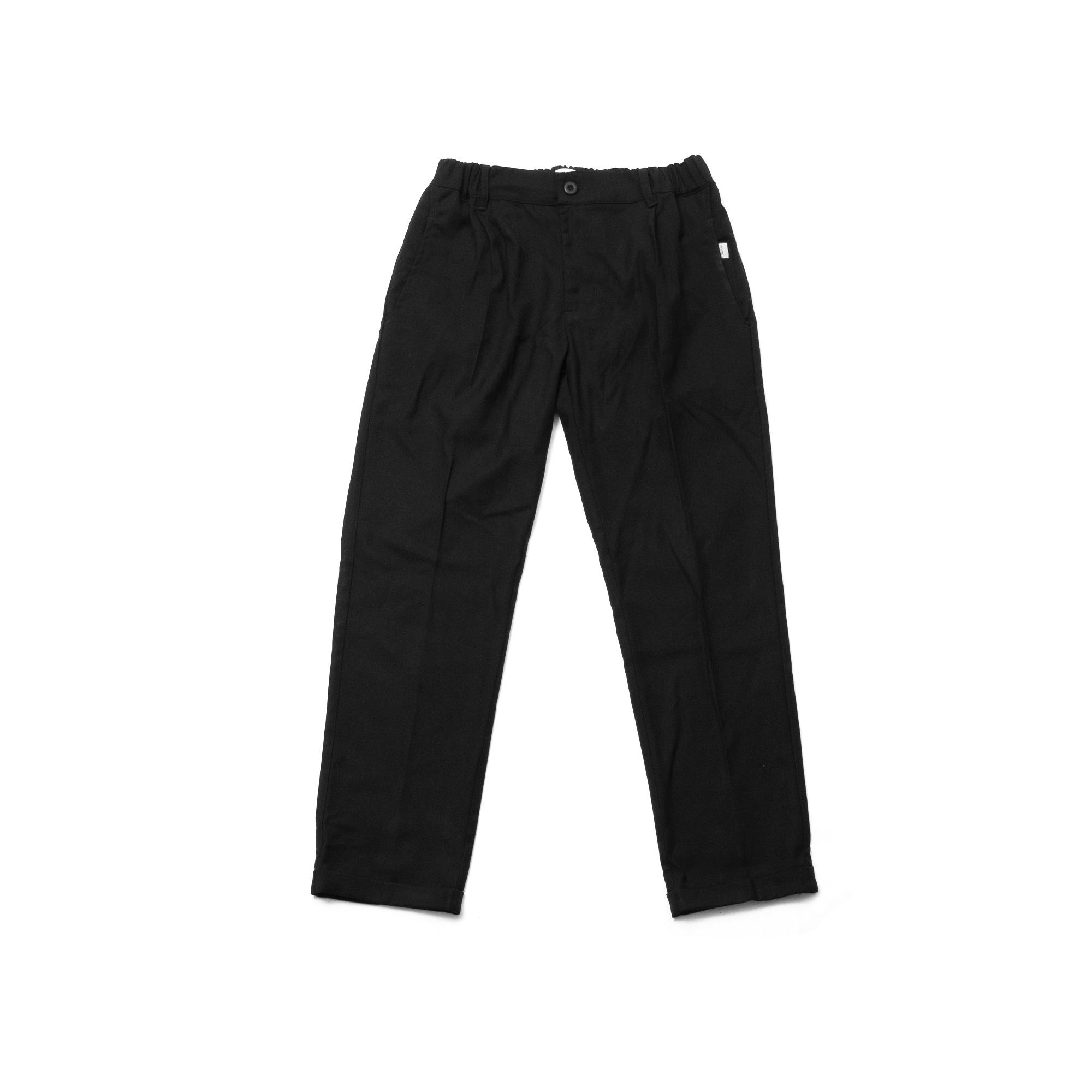 【ionism】窄管西裝褲黑