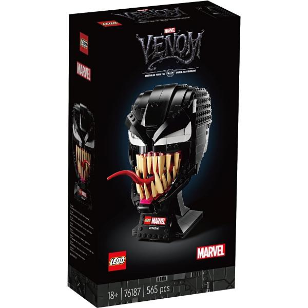 LEGO樂高 76187 Venom 玩具反斗城