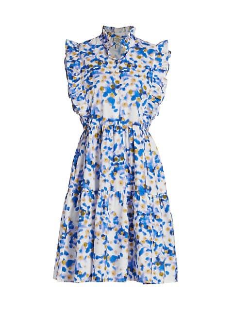 Adelynn Fit-&-Flare Dress
