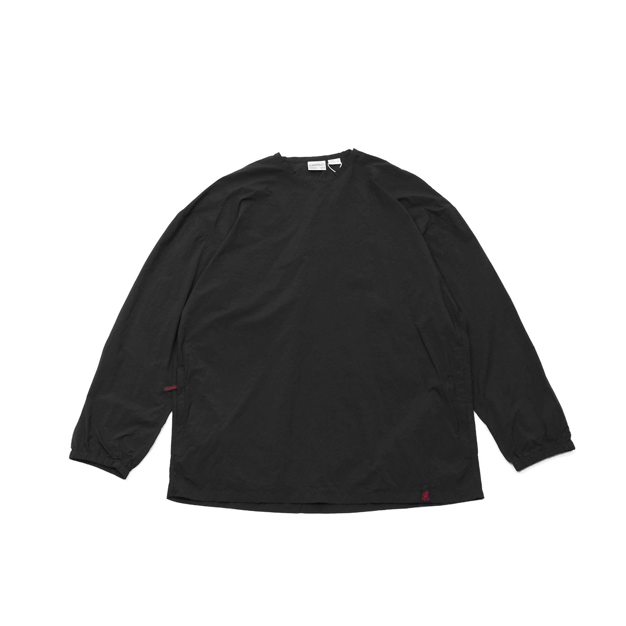 【GRAMICCI】PACKABLE CAMP L/S TEE 2053-KNJ