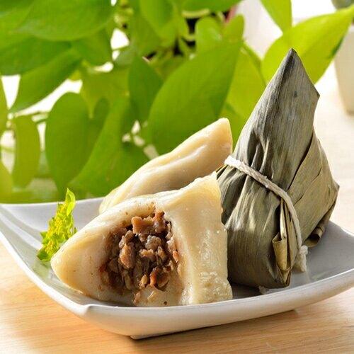 台灣好粽-客家香菇粿粽5粒/盒(110g5g/粒)【愛買冷凍】