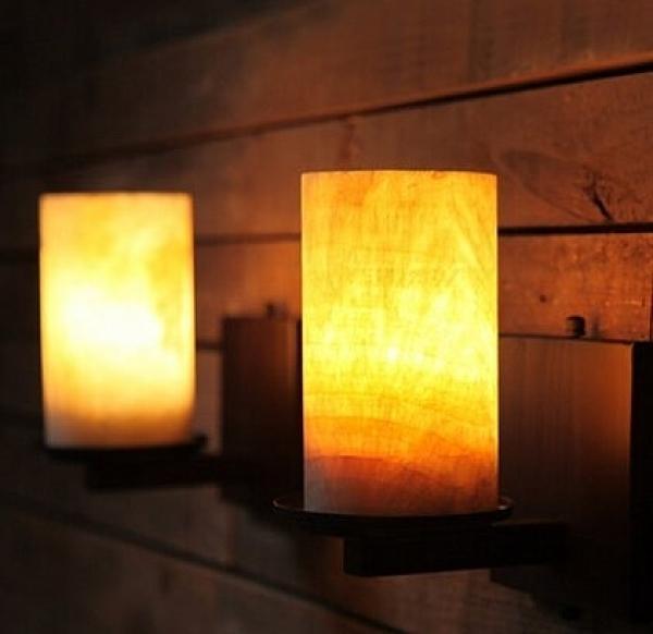 超實惠 雲石壁燈美式鄉村壁燈創意臥室床頭燈複古陽台燈樓梯小壁燈