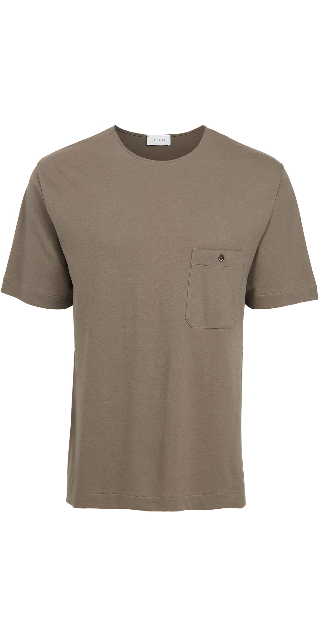 Lemaire Jersey Crepe T-Shirt