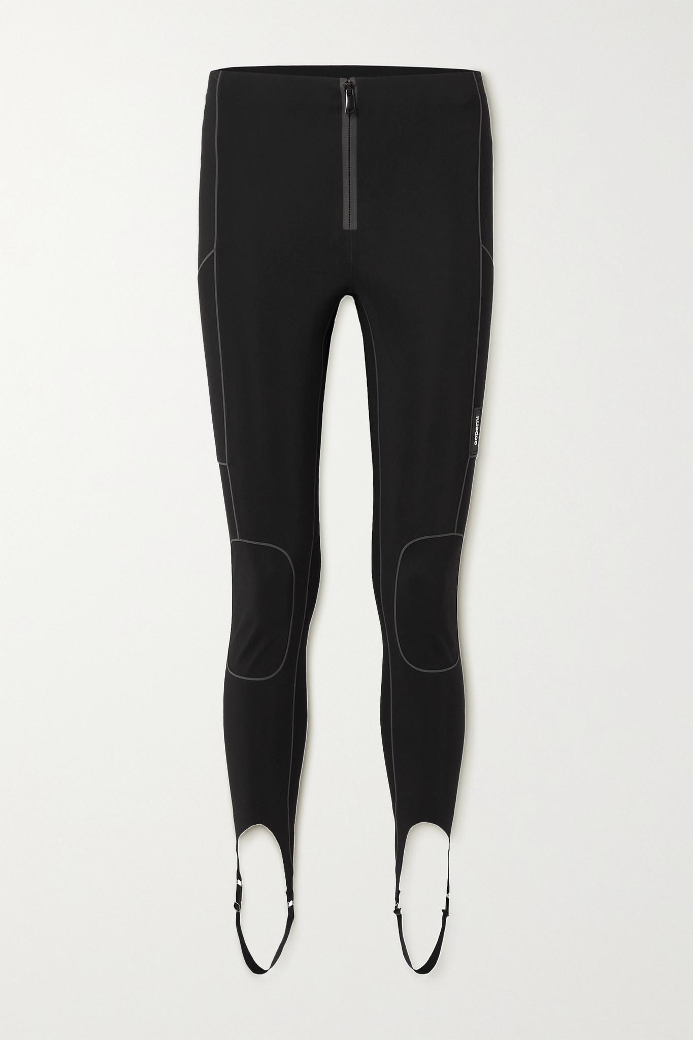 COPERNI - C+ Piped Stretch Stirrup Pants - Black - FR38