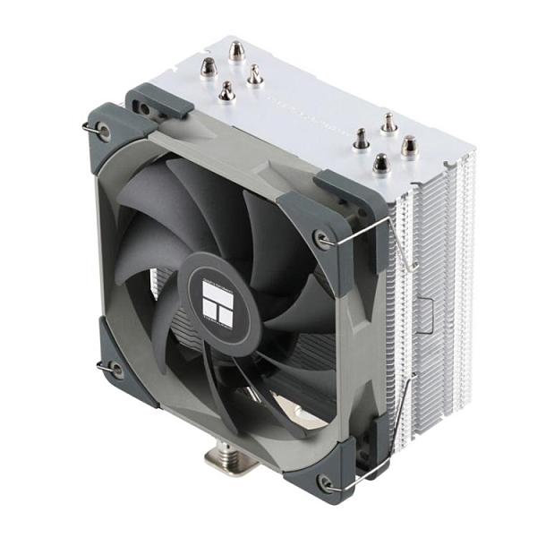 利民thermalright 刺靈AS120 CPU散熱器雙平台 支持AM4 4熱管AQ 有緣生活館