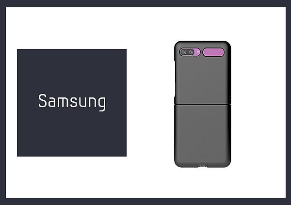 Araree Samsung Galaxy Z Flip 5G KDLab 原廠輕量保護殼 黑 (公司貨-盒裝)