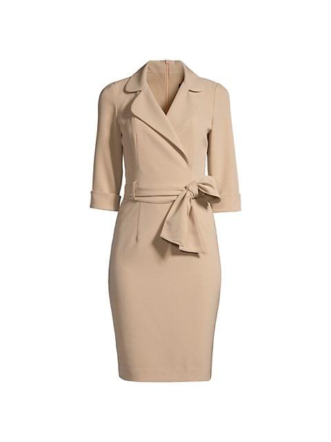 Lucinda Belted Dress