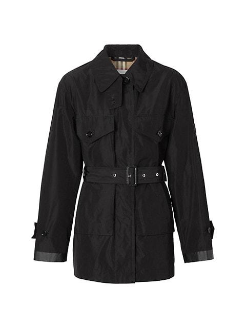 Poplar Trench Coat