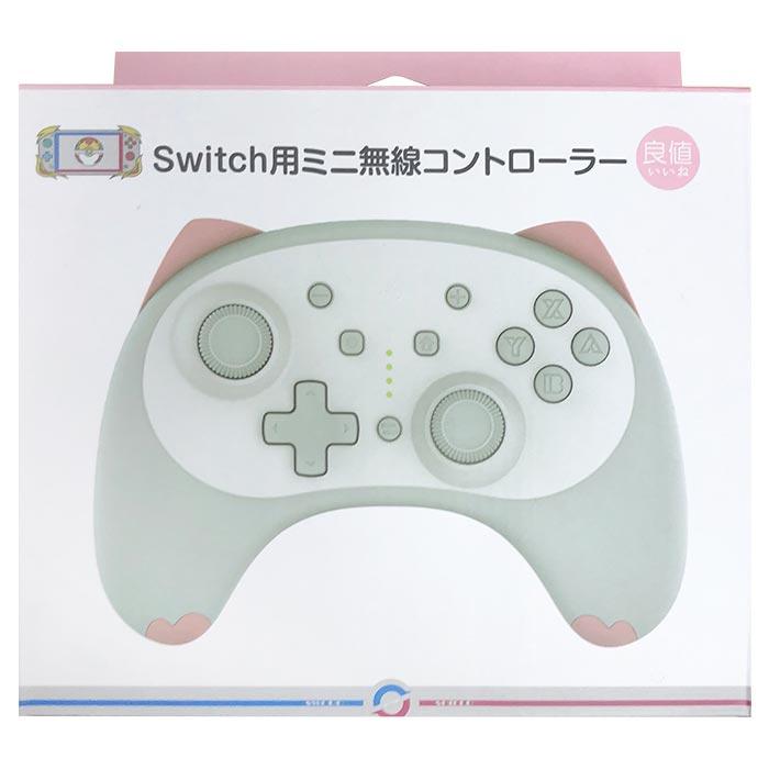 【NS周邊】良值 Pro 無線控制器 粉紅色貓耳造型款