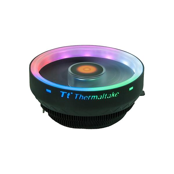 tt五彩鳳梨 電腦台式CPU下壓式RGB靜音風扇amd/intel1151AQ 有緣生活館