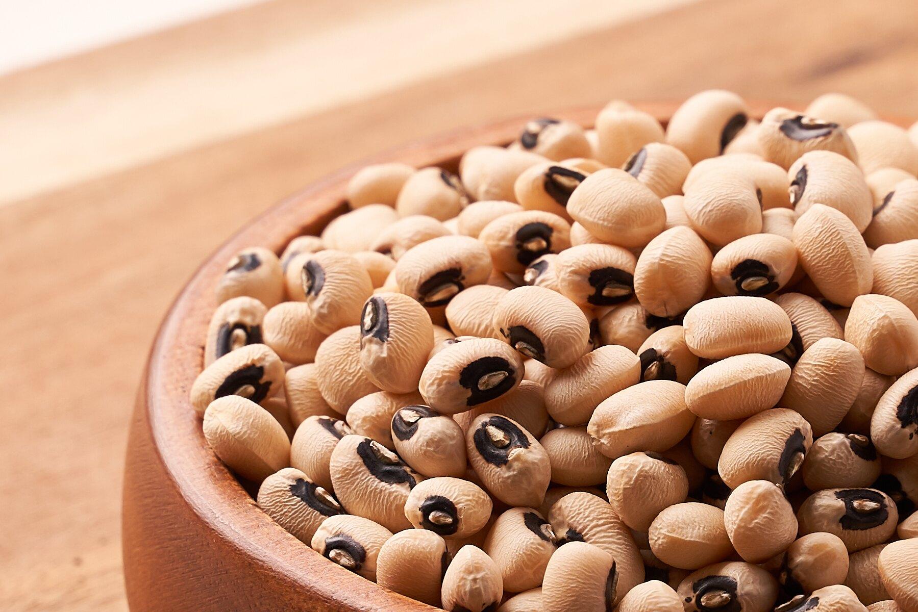米豆 (Blackeye Peas) 600g [大島糧品]
