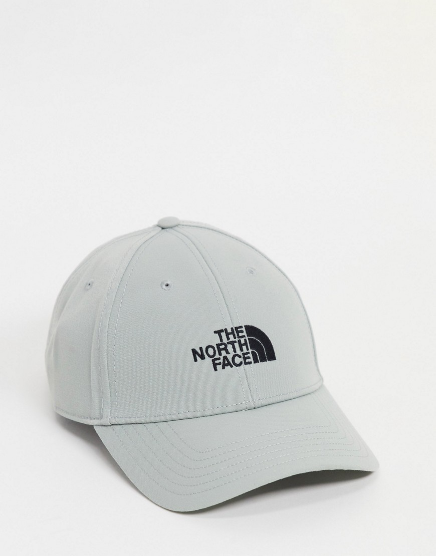 The North Face Recycled 66 cap in grey