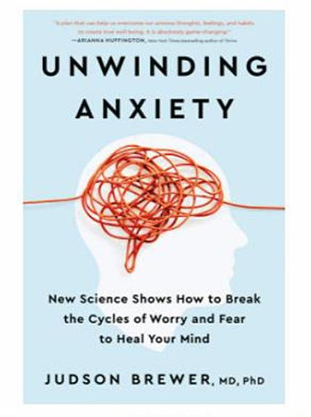 [2美國直購] 2021 AMAZON 暢銷書排行榜 Unwinding Anxiety: New Science Shows