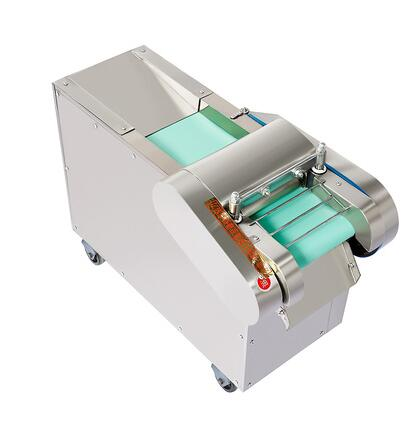 新款 多功能切菜機電動食堂商用 全自動切粉 蔥花 韭菜辣椒段機器