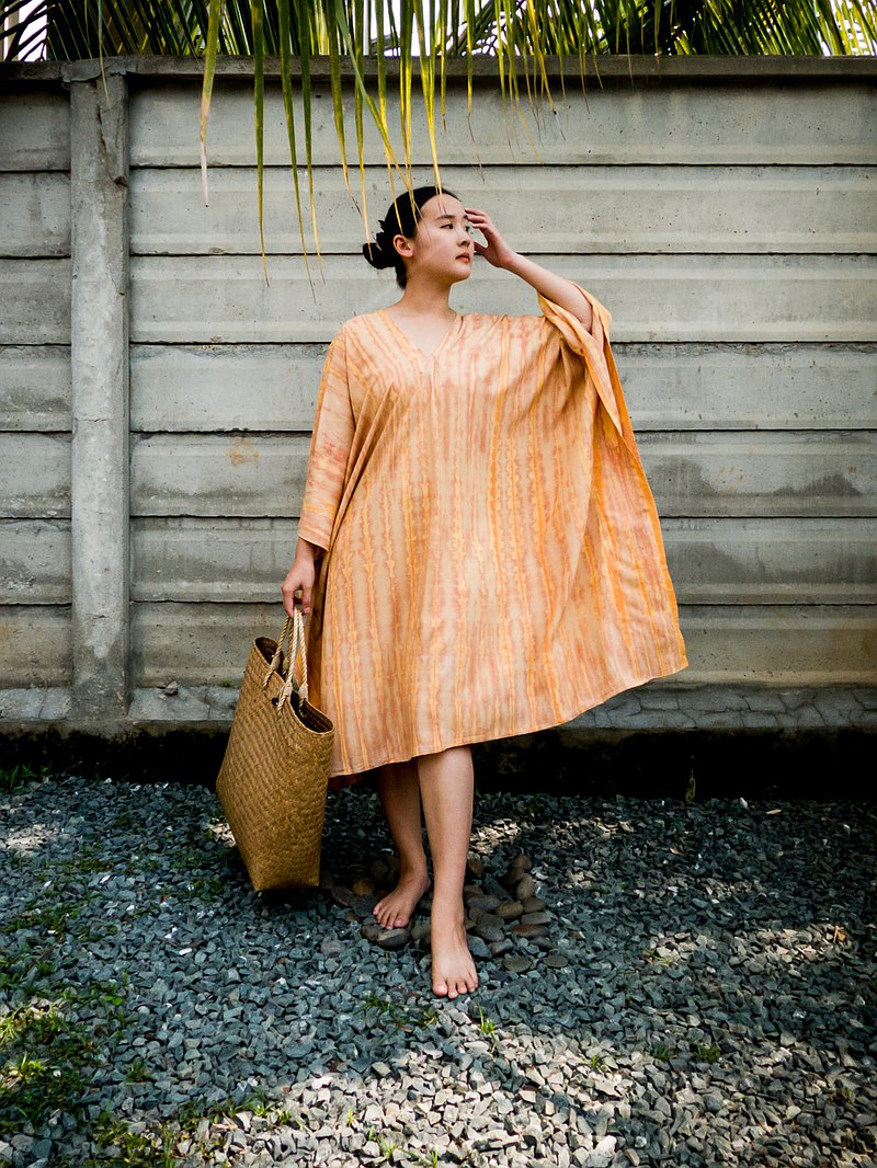 大尺碼女斤春裝適合的裙子胖子/春夏休閒外出洋裝超寬鬆一件式落