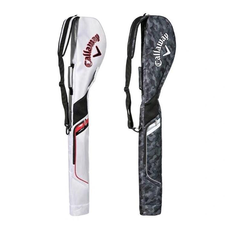 高爾夫軟槍包可摺疊小球包golf便捷式球包新款