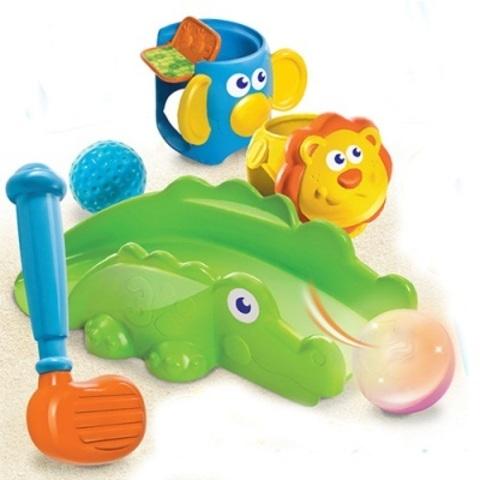 美國 Infantino 歡樂高爾夫球玩具組