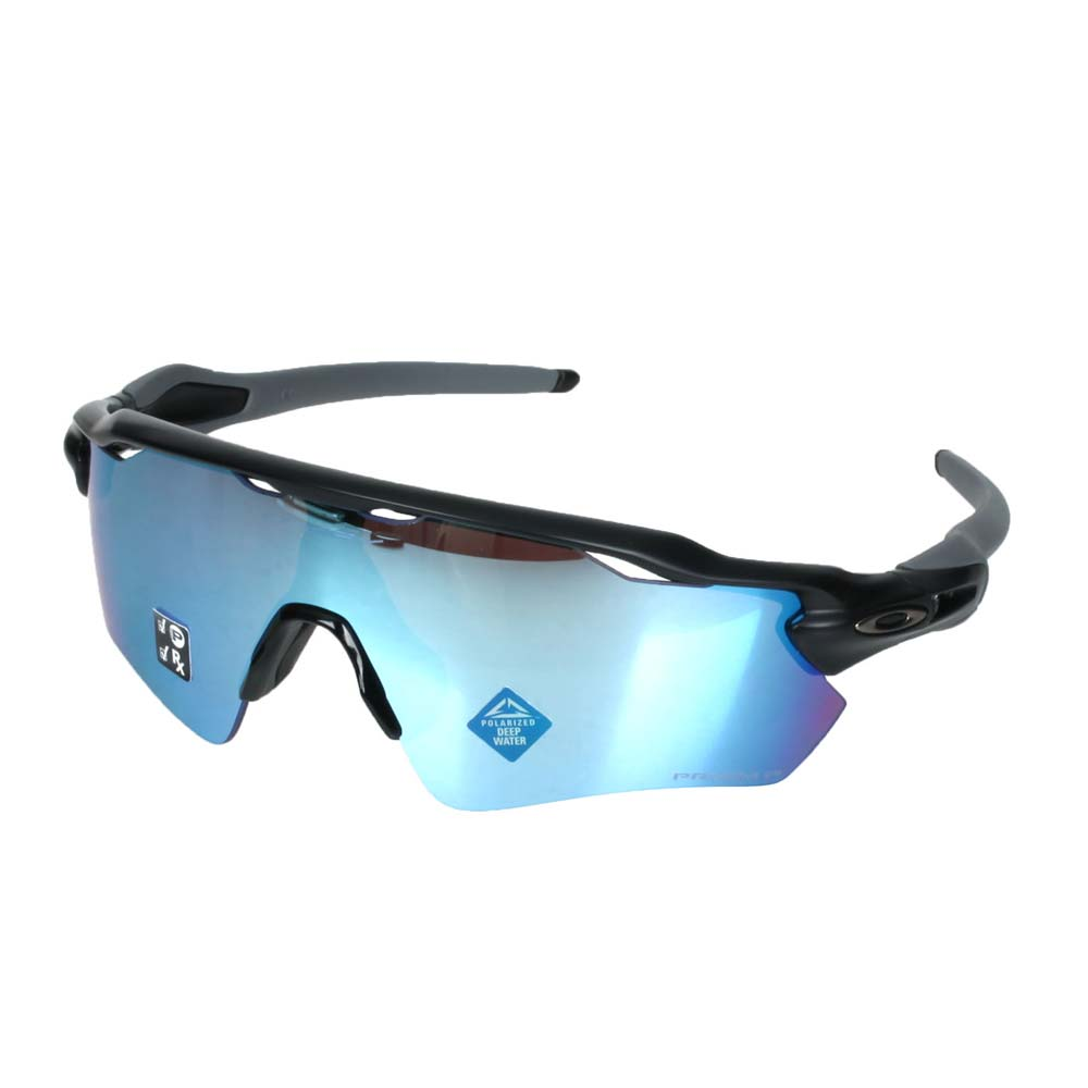 OAKLEY RADAR EV PATH 偏光太陽眼鏡-附硬盒鼻墊 黑灰藍 F