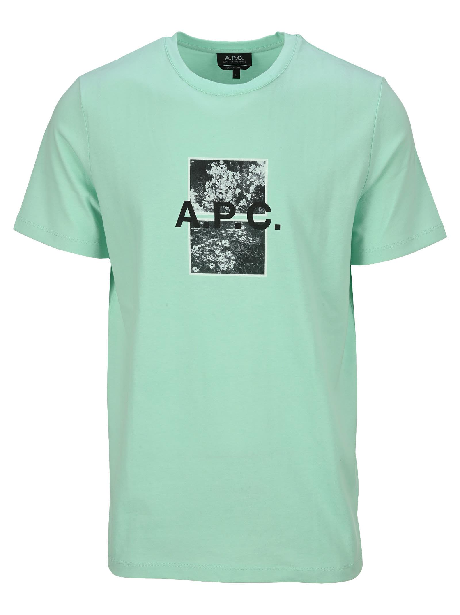 A.p.c. Teddy T-shirt