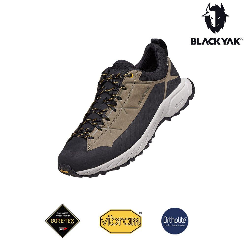 【BLACKYAK】ATK GTX防水登山鞋  [灰卡其] 防水鞋 GORE TEX 登山鞋 低筒 | BYAB1NFH0248