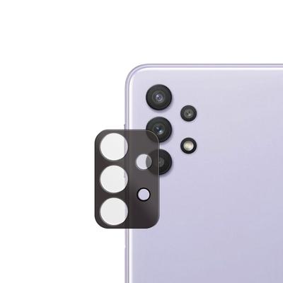 Metal-Slim Samsung Galaxy A32 5G 全包覆 3D弧邊鋼化玻璃鏡頭貼