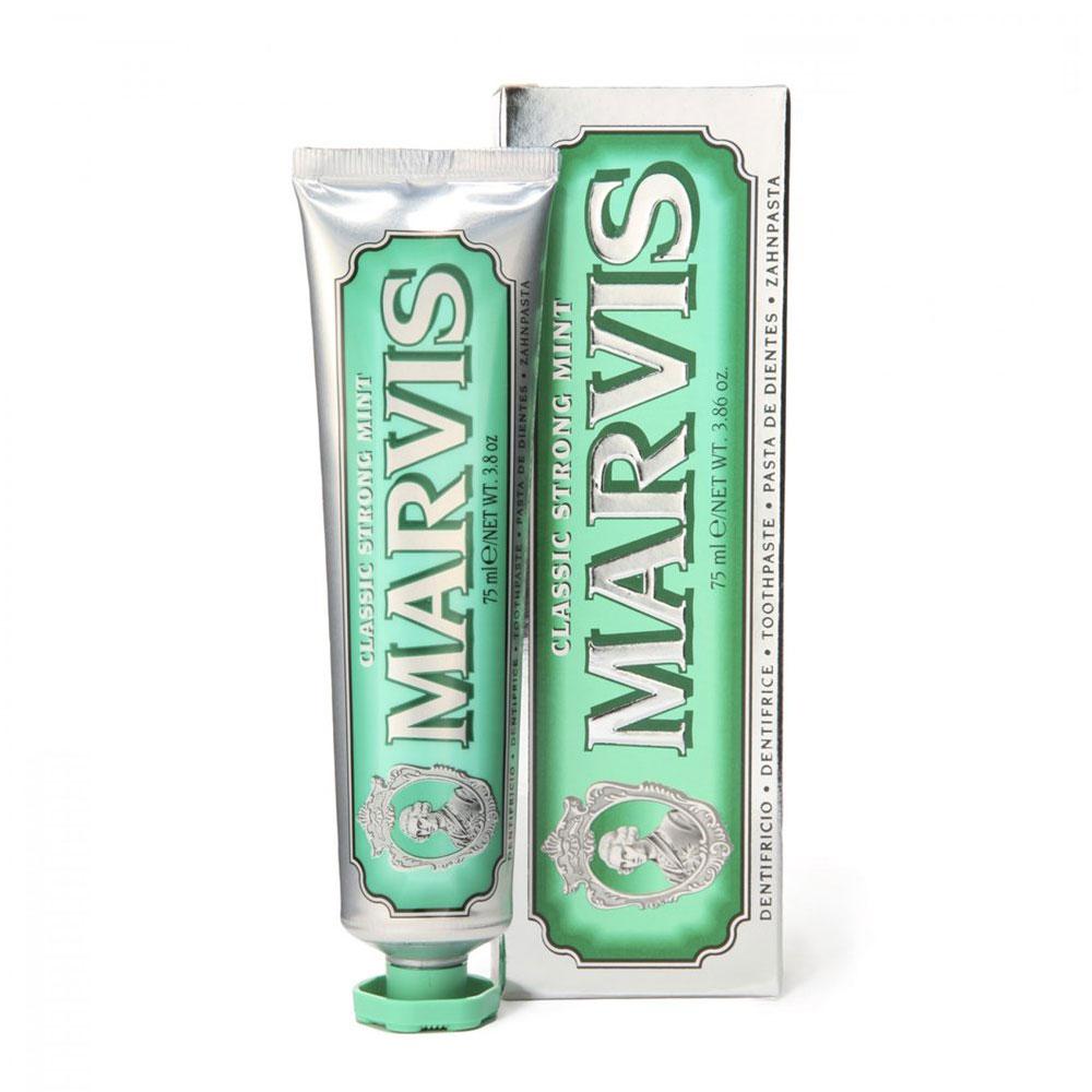 《MARVIS》薄荷牙膏85ml-經典(綠色)