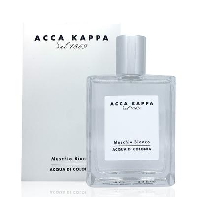 ACCA KAPPA 艾卡帕 白麝香古龍水 100ml