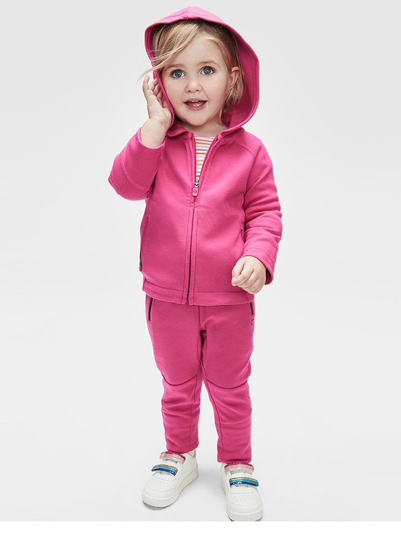 幼童 棉質舒適鬆緊休閒褲