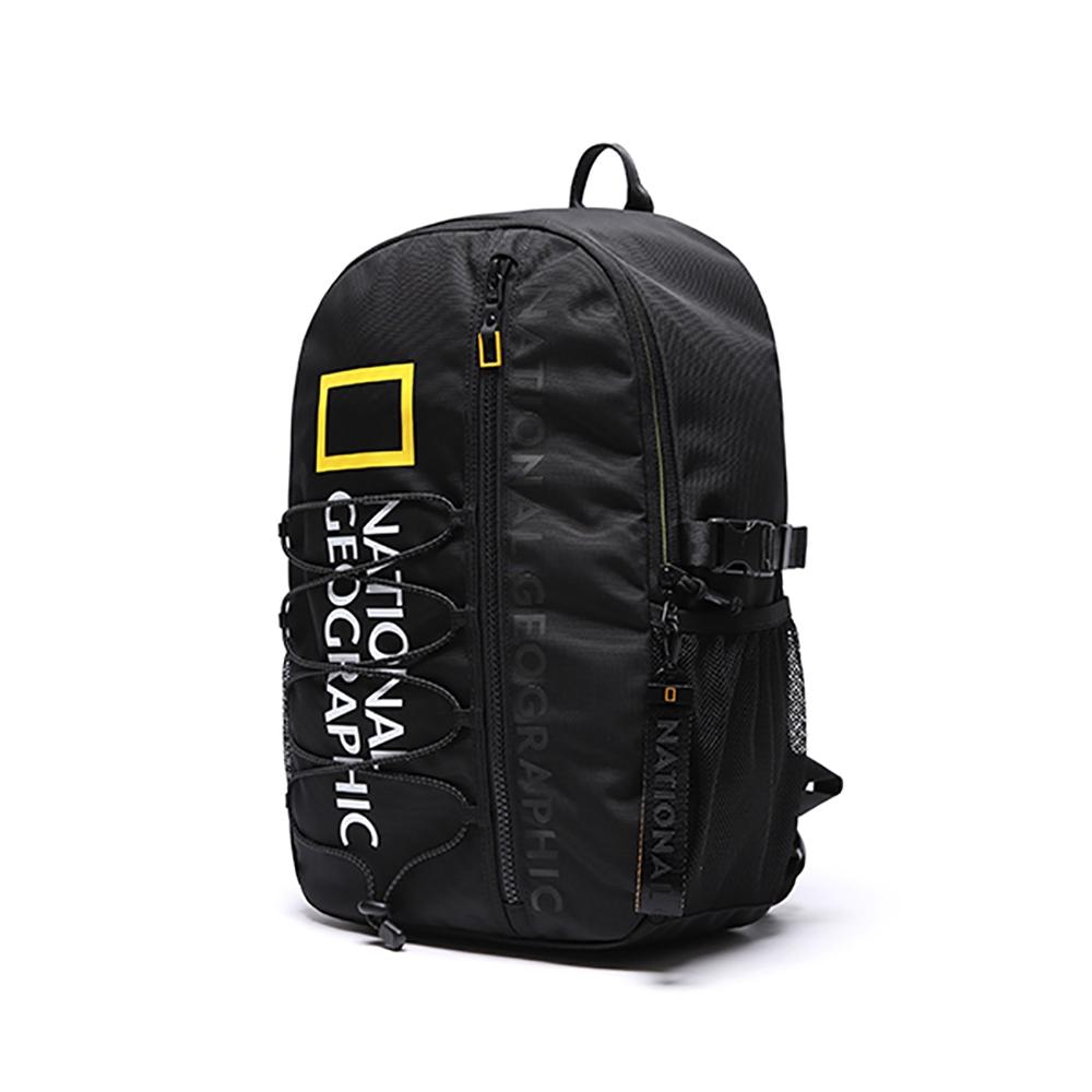 National Geographic Buddy Backpack V2 男女 後背包 黑色