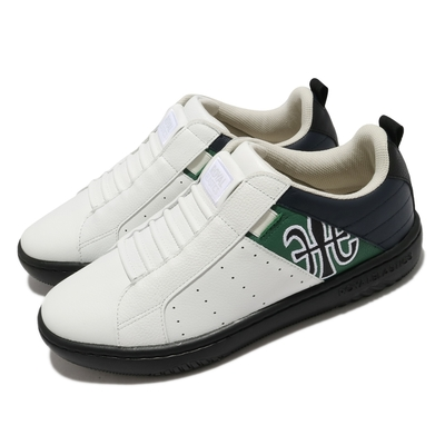 Royal Elastics 休閒鞋 Icon 2 套腳 穿搭 男鞋 基本款 簡約 皮革 舒適 球鞋 白 黑 06512045