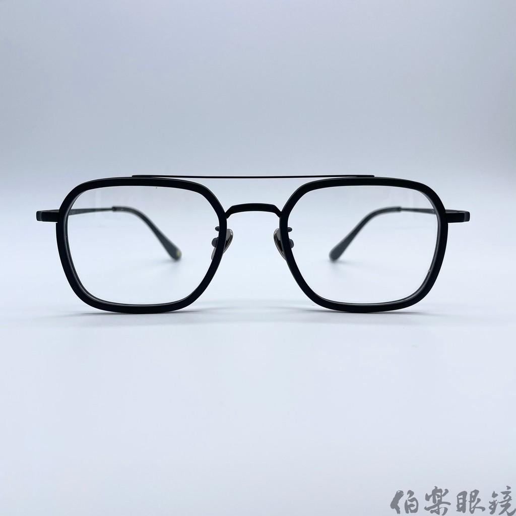 Classico-M31-黑 伯樂眼鏡