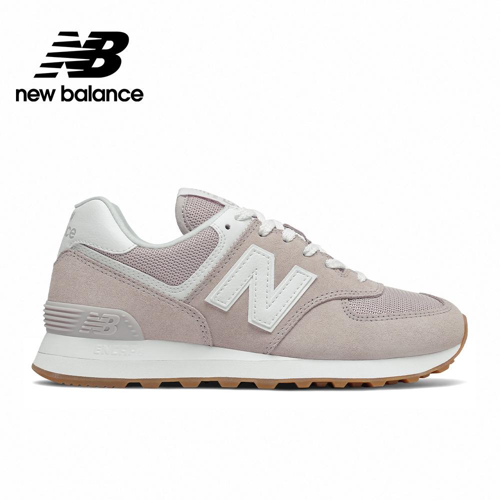 【New Balance】復古運動鞋_女性_粉紫_WL574PA2-B楦