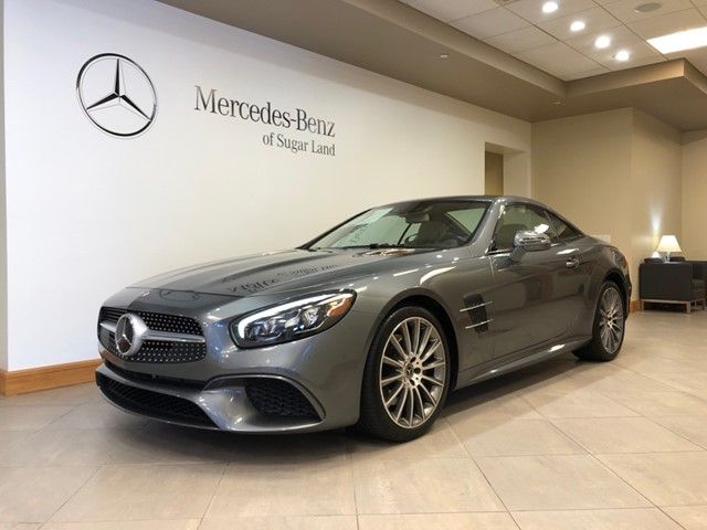 [訂金賣場]Certified 2018 SL 450 Roadster