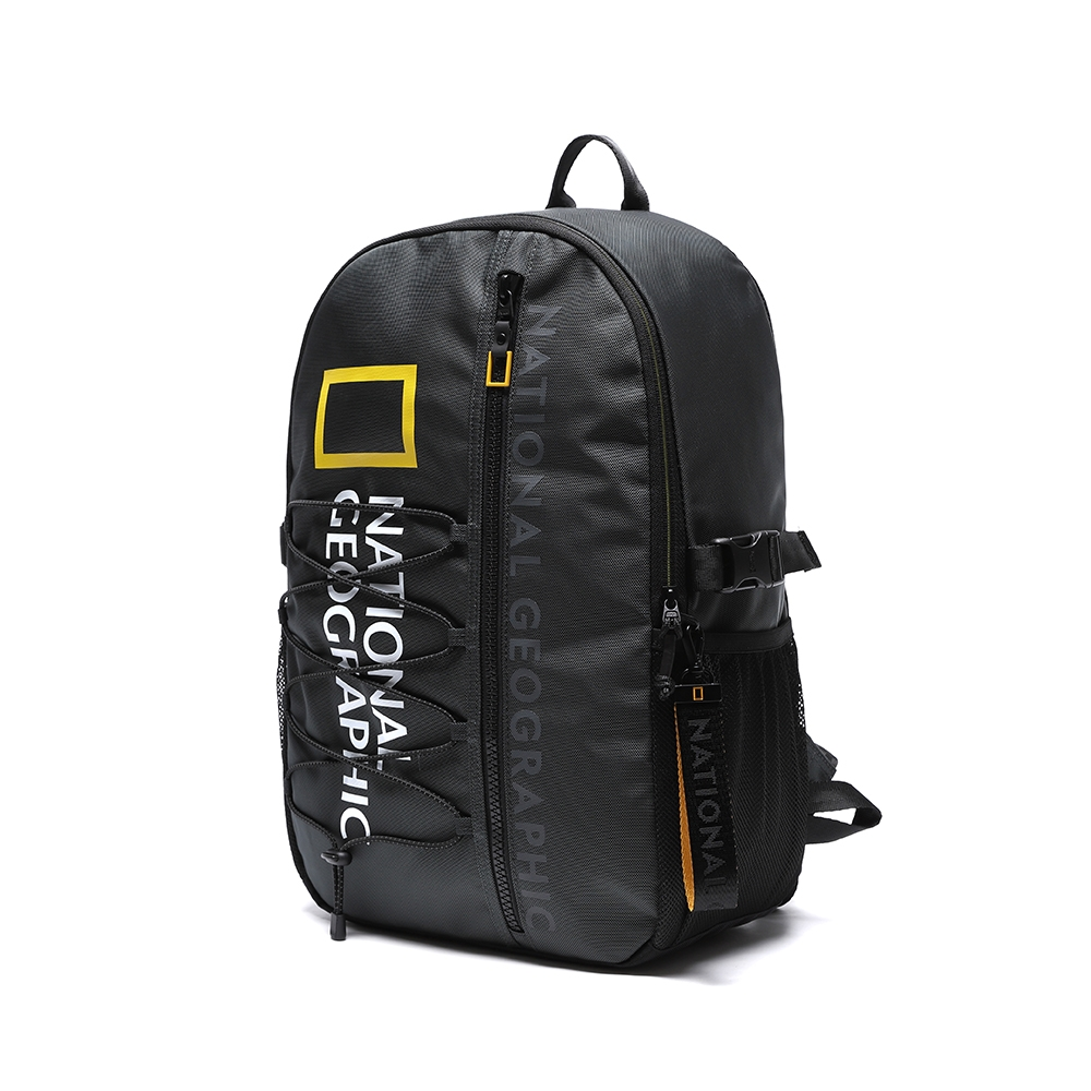 National Geographic Buddy Backpack V2 男女 後背包 炭灰色